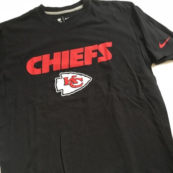 separation shoes 857c8 f490c Kansas City Chiefs T-Shirt